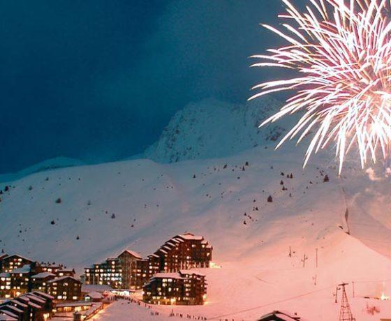 Święta i Sylwester w Alpach