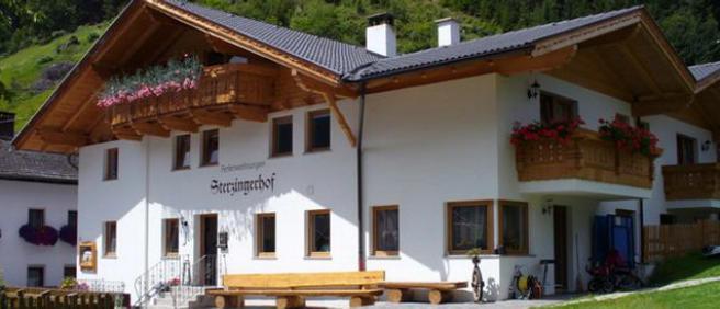 Apartamenty Sterzingerhof