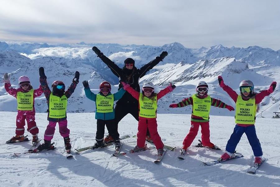 Rodzinne wyjazdy narciarskie