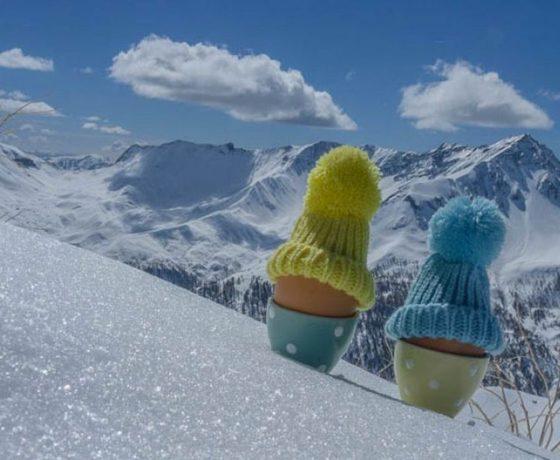 Wielkanoc w Alpach